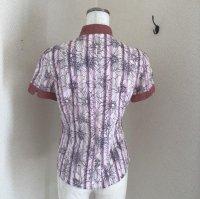 画像3: デュダナエ バンドカラー半袖シャツ リゾート花柄M