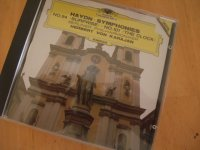 中古CDハイドン交響曲第94番驚愕第101番時計カラヤン