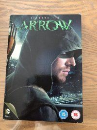 ARROW seasons1-2 DVD インポート
