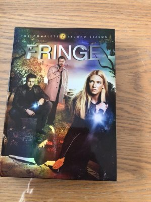 画像1: Fringe: Complete Second Season [DVD] [Import] (1)