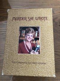 画像1: Murder She Wrote: Complete Second Season [DVD] [Import]
