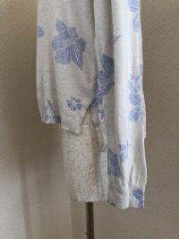 画像2: ANDEMIU ふんわり起毛長袖ニット/セーター水色