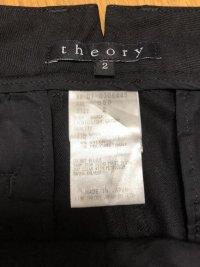 画像3: セオリー ウール ハーフパンツ黒