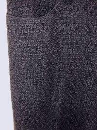 画像3: NINE きれいめツィードパンツ紺M