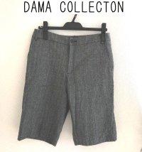 画像1: DAMAコレクション ハーフパンツ ヘリンボーン