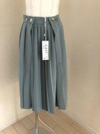 CAST LISA カラープリーツスカート