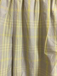 画像2: BEAMS HEART(ビームス ハート) チェックタフタスカート
