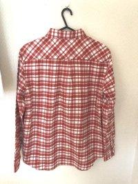 画像2: アーバンリサーチ メンズ チェックネルシャツ 赤 40号