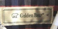 画像3: Golden Bear メンズ チェック ボタンダウンシャツM