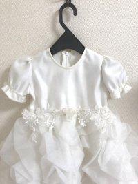 画像2: キッズフォーマル 花嫁さんみたいなドレス白 110
