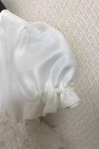 画像3: キッズフォーマル 花嫁さんみたいなドレス白 110