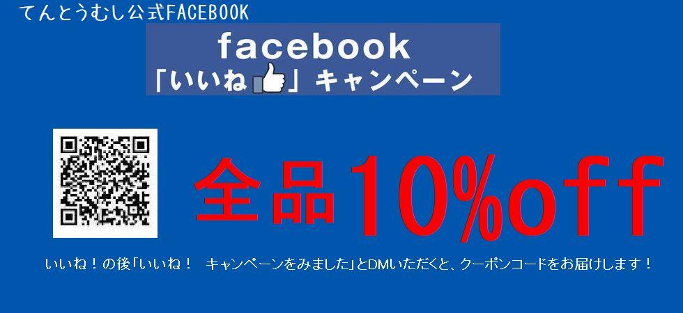 Facebook登録キャンペーン